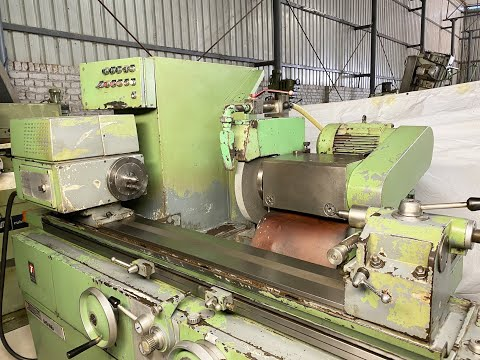 Tacchella Precision Cylindrical Grinding