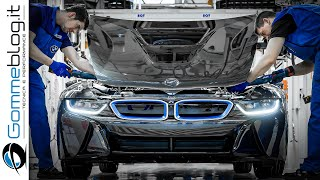 2020 BMW i8 - Full PRODUCTION (German Car Factory)