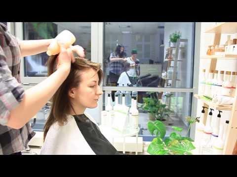 Tłuste korzenie włosów Leczenie środków ludowej