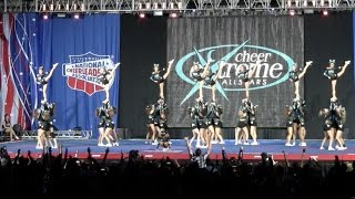 Cheer Extreme Crush Wins NCA!! Day 2
