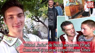 """Băiatul """"înfiat"""" De Becali Are Acum 19 Ani. Cum Arată și Cu Ce Se Ocupă Marian Ursea"""