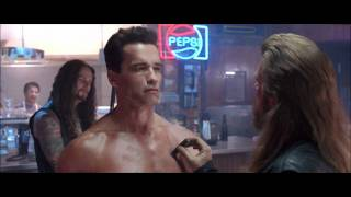 "Terminator 2 ""I need your clothes, your boots and your motorcycle"" 1080p"