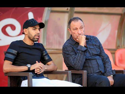 محمود الخطيب يساند مؤمن زكريا قبل سفره إلى ألمانيا