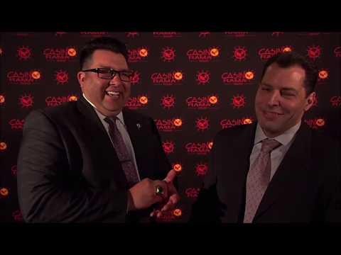 Ryan Taylor First Nation Casino Host