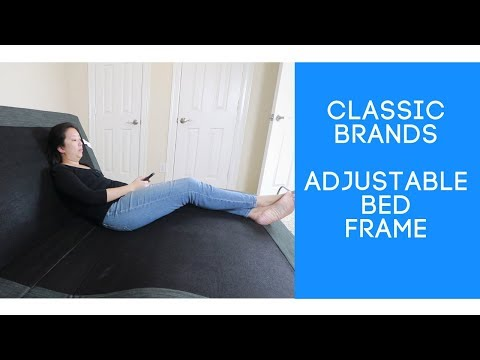 Classic Brand – Adjustable Bed Frame Review