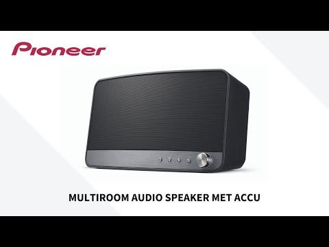 Pioneer MRX-3 | Multiroom Speaker met FlareConnect