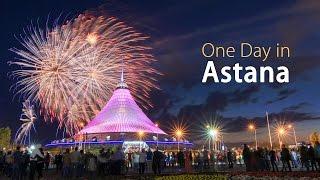 One Day in Astana (Астана/Казахстан)