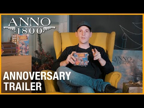 Anno 1800: 20th Annoversary Trailer | Ubisoft [NA] thumbnail