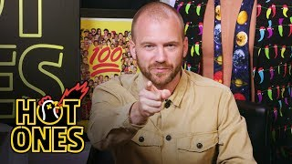 Sean Evans Answers Burning Fan Questions   Hot Ones
