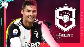 THE FINAL GAMES! F8TAL TOTY NOMINEE RONALDO! | FIFA 20 Ultimate Team #5