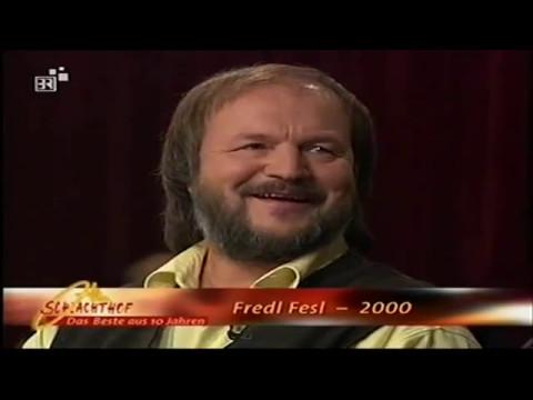 Fredl Fesl  - Jessas san die Männer dumm (1999) + Sprüche (2000)