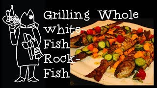 Whitefish Grilled Whole