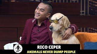 HITAM PUTIH   ANIMALS NEVER DUMP PEOPLE (03/01/18) 2-4