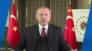 GVS2020–23 | HE  Recep Tayyip Erdoğan, President of Turkey