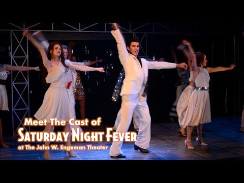 Meet The Cast of Saturday Night Fever at The John W. Engeman Theater
