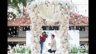 Joe's Surprise Proposal - Wedding Proposal within a Wedding Proposal.