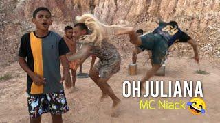 FUNDO DE QUINTAL OFC - Oh Juliana - MC Niack (Vídeo Oficial)