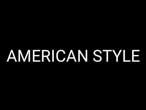 Old Dominion - American Style (Lyrics)
