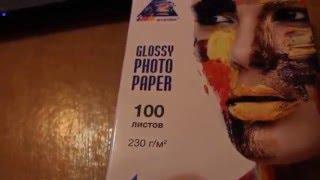 Фотобумага для струйных принтеров Ink System 10*15 230gr/m