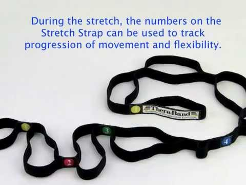 Thera Band Stretch Strap