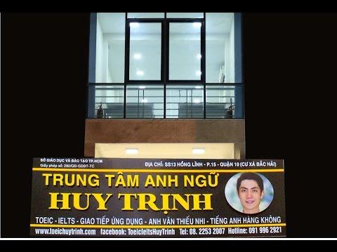 Trung tâm Anh ngữ Huy Trịnh