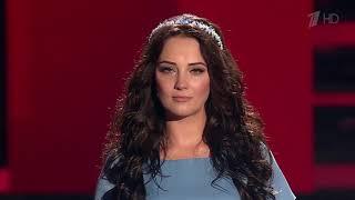 Анна Гончарова «Каким тыбыл» - Слепые прослушивания - Голос - Сезон 6
