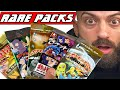 OLD POKEMON CARD SHOP OWNER FOUND HIS RARE PACKS! (Opening Them All!)
