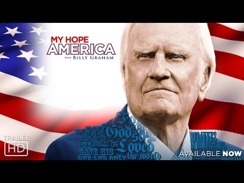Billy Graham: My Hope America 3 DVD Set movie- trailer
