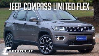 Avaliação: Jeep Compass Limited Flex