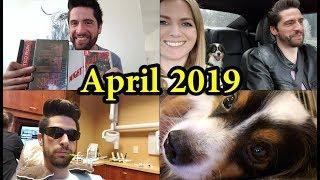 April 2019 - Journal/Vlog