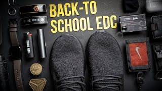 What's In My Pockets Ep. 19 - Back-To-School 2020 EDC (Everyday Carry)