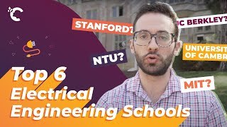 youtube video thumbnail - Top 6 Electrical Engineering Schools In The World