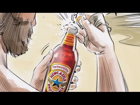Newcastle Brown Ale Commercial (2014) (Television Commercial)