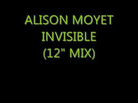 "Alison Moyet - Invisible (12"" mix)"
