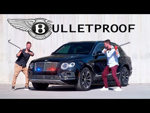 External Review Video lYcL2IypwV4 for Bentley Bentayga Crossover SUV