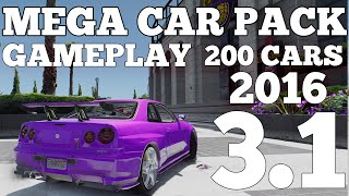 gta 5 mega realistic car pack