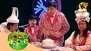 Grade 1 English | TABLE MANNERS | Epol Apple