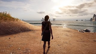 Assassins Creed Odyssey 4K Photorealistic Gameplay with Apex Reshade MOD