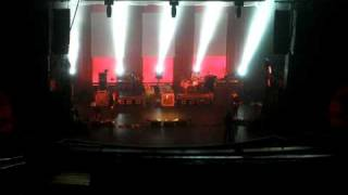 The Feeling - I Thought It was Over, Manchester Soundcheck