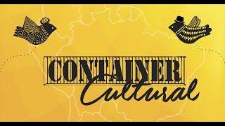 Container Cultural 2ª Edição com tradução em libras