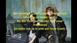 Cuando Te Besé - Becky G Ft. Paulo Londra (Letra)