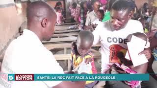 Santé: La RDC fait face à la Rougeole