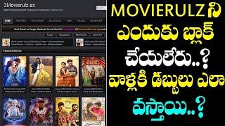 How Movierulz Movie Website Makes Money Trending poster...