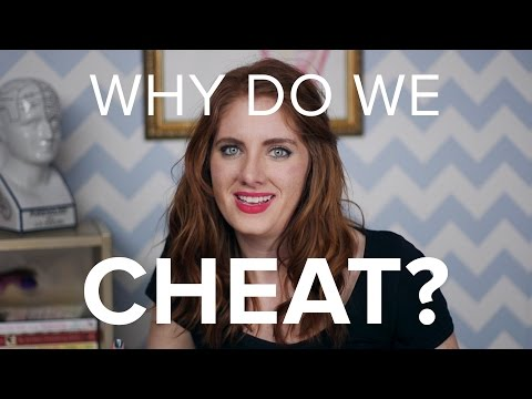 The Scientific Reasons Why People Cheat, In One Video