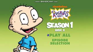 Opening to Rugrats: Season 1 2017 DVD (Disc 2)