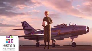 L'aviatrice – ESMA 2016