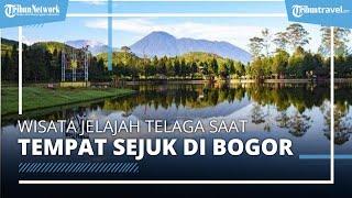 Wisata Jelajah Telaga Saat, Tempat di Bogor yang Sejuk dan Berselimut Kabut