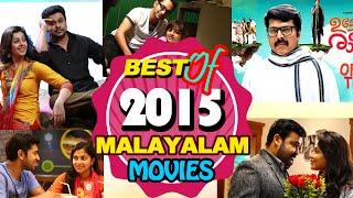 Best of 2015    Top 5   Malayalam Movies   Mohanlal   Mammootty   Fahad Faasil   Dileep   Amala Paul