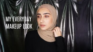 MY EVERYDAY MAKEUP LOOK | مكياج يومي