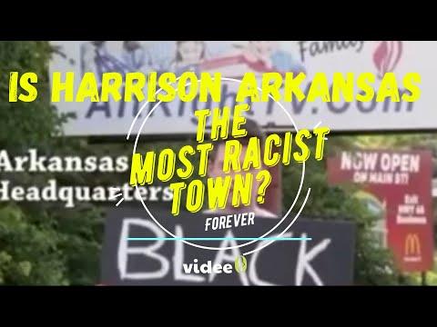 The Most Racist City in America - Harrison Arkansas?